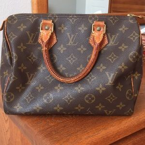 Louis Vuitton Speedy 25 Bag